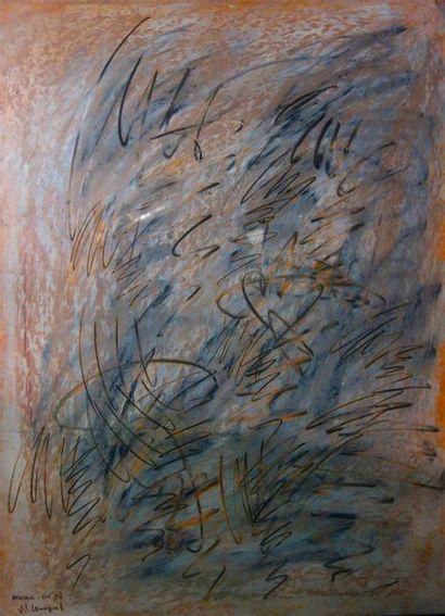 Jean-Louis Bernezat (né en 1936) «Nouaïl,...