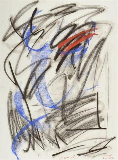 Jean-Louis Bernezat (né en 1936) «Tezar»...