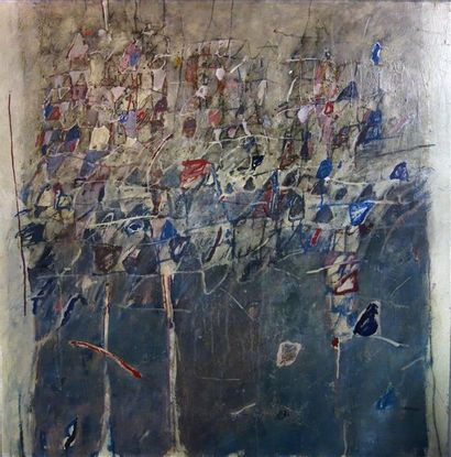 Christian Barbançon (1940-1993) «Composition»...
