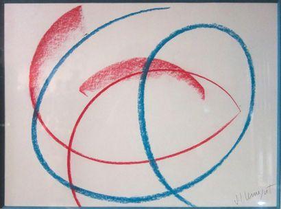 Jean-Louis Bernezat (né en 1936) «Golfe...