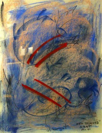 Jean-Louis Bernezat (né en 1936) «Kem Tesened»...