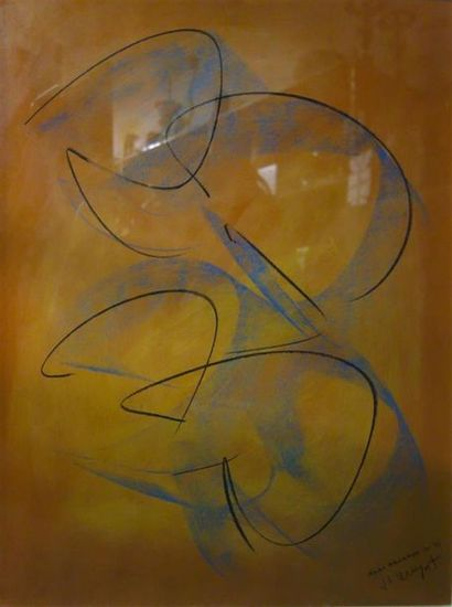 Jean-Louis Bernezat (né en 1936) «Akal Hagaren»...