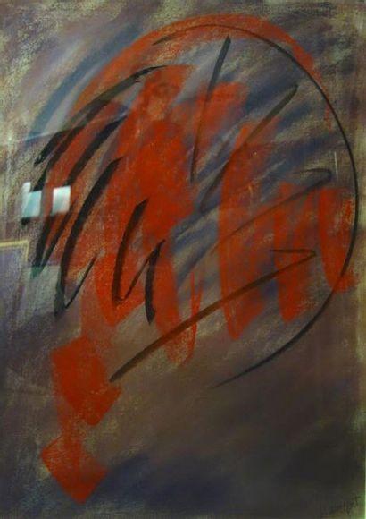 Jean-Louis Bernezat (né en 1936) «Timimoun,...