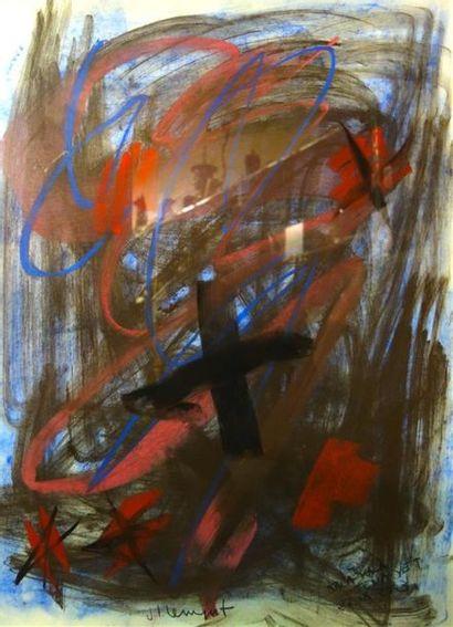 Jean-Louis Bernezat (né en 1936) «Kala Kala...