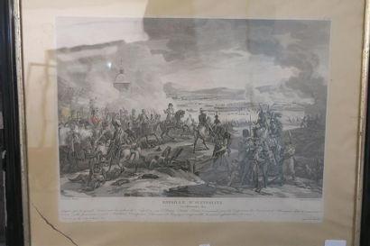La bataille d'Austerlitz, le 2 décembre 1805...