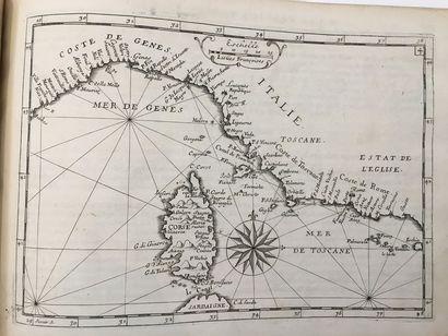 ATLAS. — DUVAL (Pierre). La Carte générale...