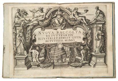 ATLAS. — VALEGIO (Francesco). Nuova raccolta...
