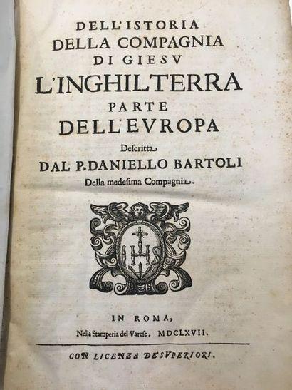 BARTOLI (Daniel)