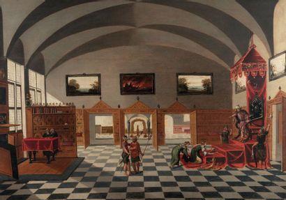 Jan Juriaensz van BADEN (Steinbach 1604 - Amsterdam 1663)