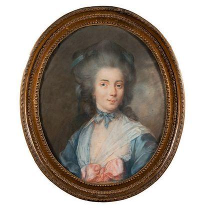 L. F. (Actif en 1799) Portrait du prince Guillaume Georges Frederic d'Orange Nassau...