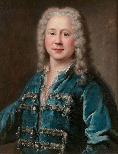 Hubert DROUAIS (Pont-Audemer 1699 - Paris 1767)