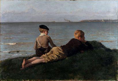 Ernest-Ange DUEZ (1843 - 1896)