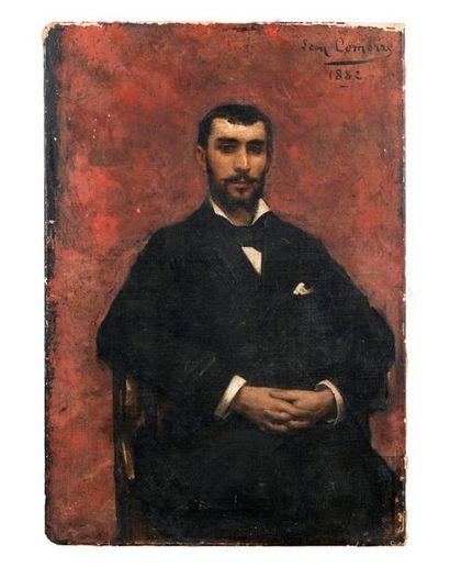 Léon COMERRE (1850-1916)