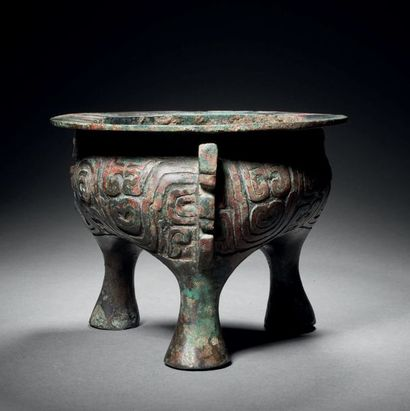 Chine - Printemps et Automne (771 - 476 av. J.-C)