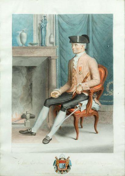 Charles Antoine FLAJOULOT (1774-1840)
