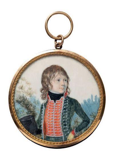 Jean-Baptiste ISABEY (1767-1855), école de