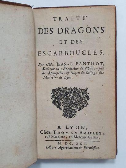 PANTHOT (Jean-Baptiste).
