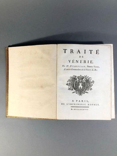 Venerie D'YAUVILLE