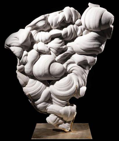 Gogotte Fontainebleau, France H. 80 cm -...
