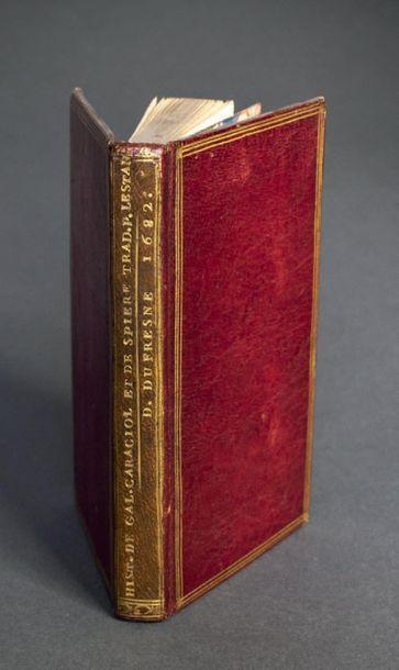 [BALBANI, Nicolo] La Vie de Galeas Caraciol, marquis de Vico; et l'Histoire de la...