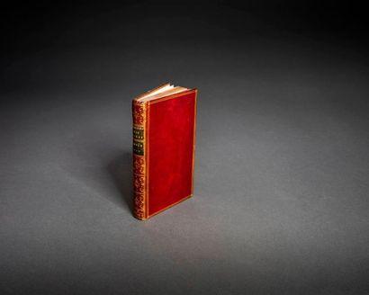 Almanach des Muses Paris, Delalain, 1777...