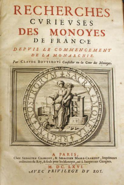 BOUTEROUE d'AUBIGNY, Claude