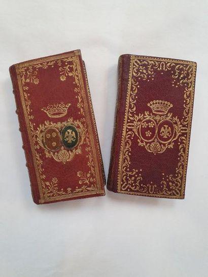 Almanach royal Paris, d'Houry, 1786 Jolis...
