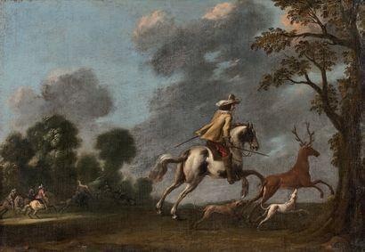 Attribué à Pieter MEULENER (1602-1654)