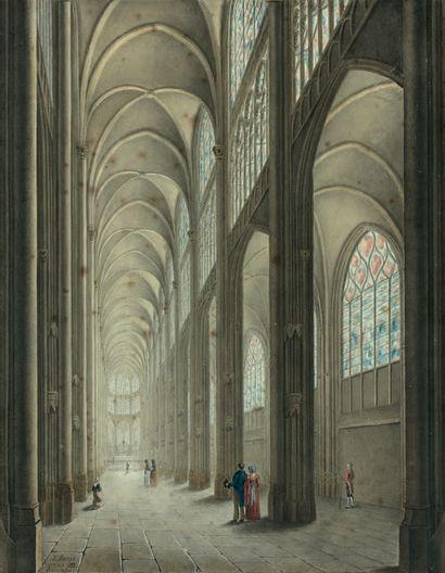 F. FORET (actif au XIXe siècle)