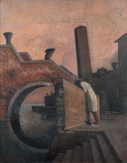 Eugène BERMAN (1899-1972)