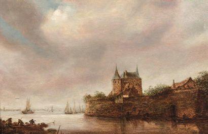 Attribué à Wouter KNIJFF (1605-1694)