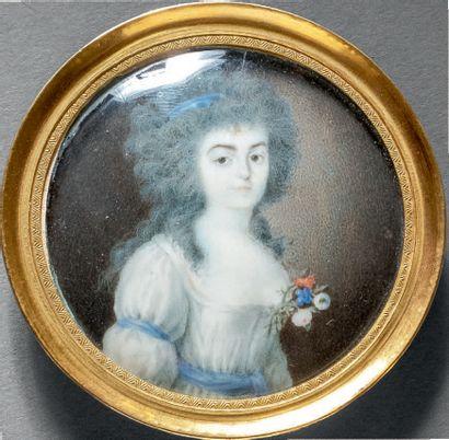 Pio-Ignazio-Vittoriano CAMPANA (1744-1786), école de