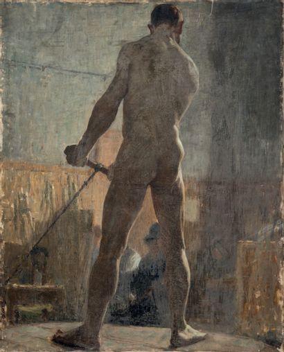 Attribué à<br/>Marc BECANE (1882-1914)