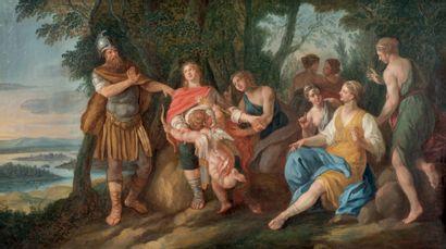 École française vers 1760, suiveur de Jean RESTOUT