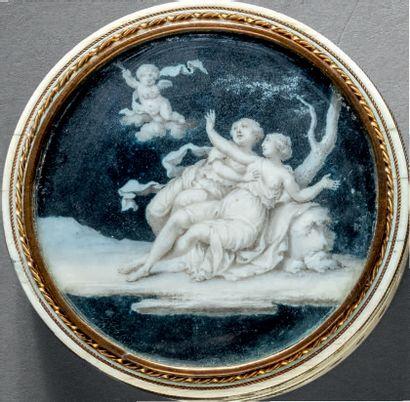 Attribuée à Jacques-Joseph de GAULT (1738 - après 1812)