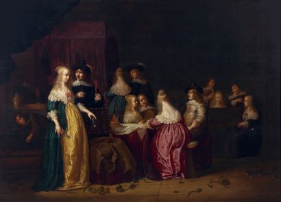 Godaert KAMPER (Düsseldorf 1613 - Leyde 1679)