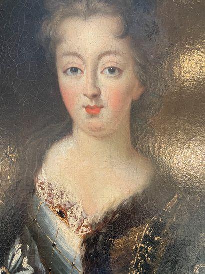 Ecole française du XVIIIème.