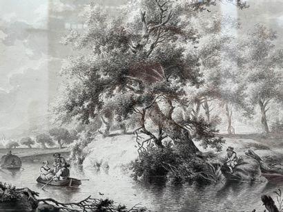 Attribué à Dirk Jan van der LAAN (1759 - 1829)