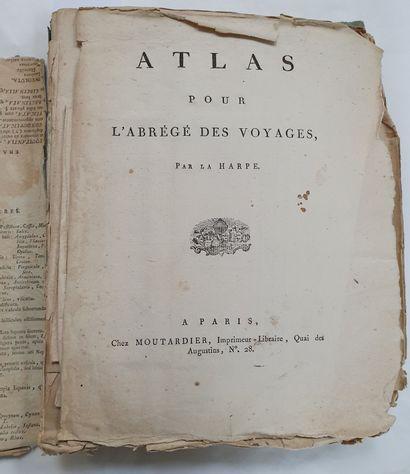 LA HARPE, Jean-François de.