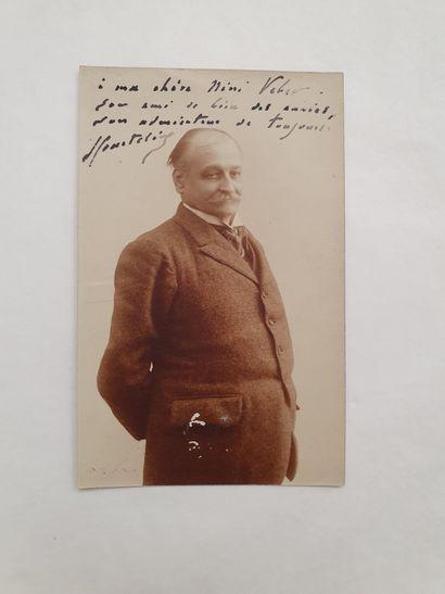 COURTELINE (Georges) romancier et dramaturge français (1858-1929).