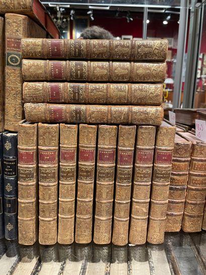 Théâtre de Corneille 12 volumes