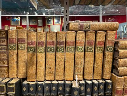 PLUTARQUE Les hommes illustres 12 volumes...