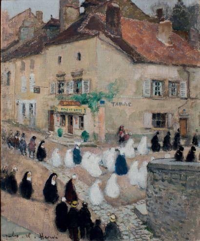 Jules René HERVÉ , 1887-1981
