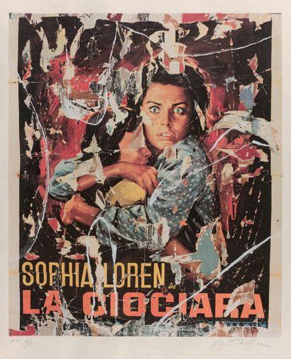 Mimmo Rotella (italien, 1918-2006)