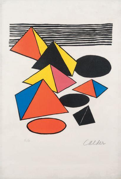 Alexander Calder (américain, 1898-1976)