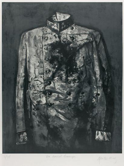Yan Pei-Ming (français d'origine chinoise, né en 1960)