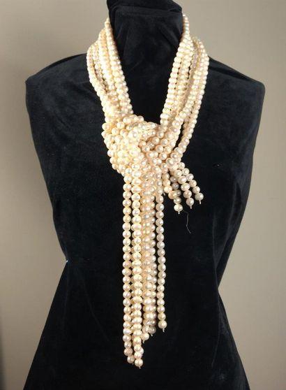 Angela Pintaldi Angela Pintaldi Collier Perles L. 122 cm