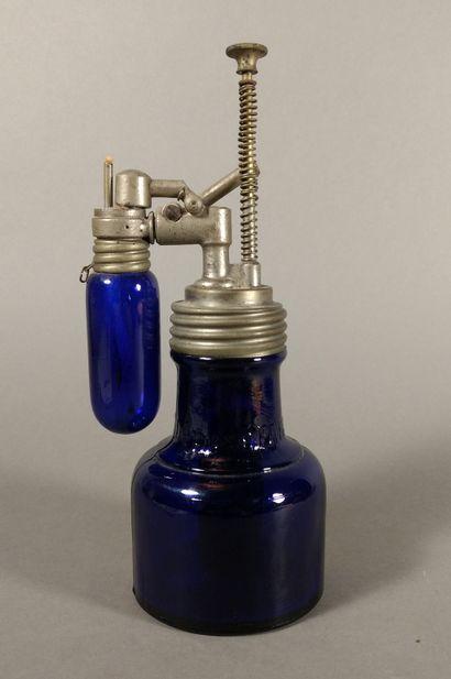 Briquet de table à essence à allumage à catalyse...