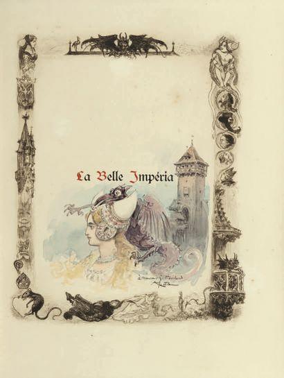 BALZAC (Honoré de).