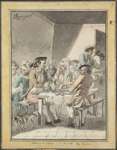 Henri CHEVAUX (1723-1789)
